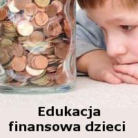 Edukacja finansowa dzieci