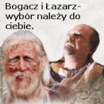 Bogacz i Łazarz